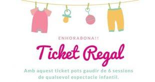 Ticket Regalo Porta4